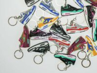 nike air max 1 keychains outsole sleutelhangers 200x150 - Nike Air Max 1 Kid Robot keychain