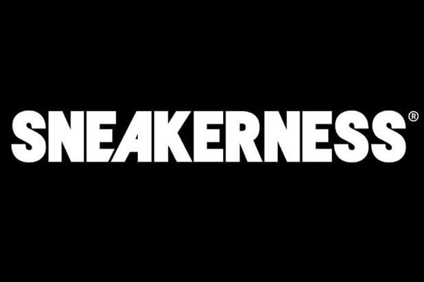 SNEAKERNESS - Sneakergekte in Van Nelle Fabriek Rotterdam