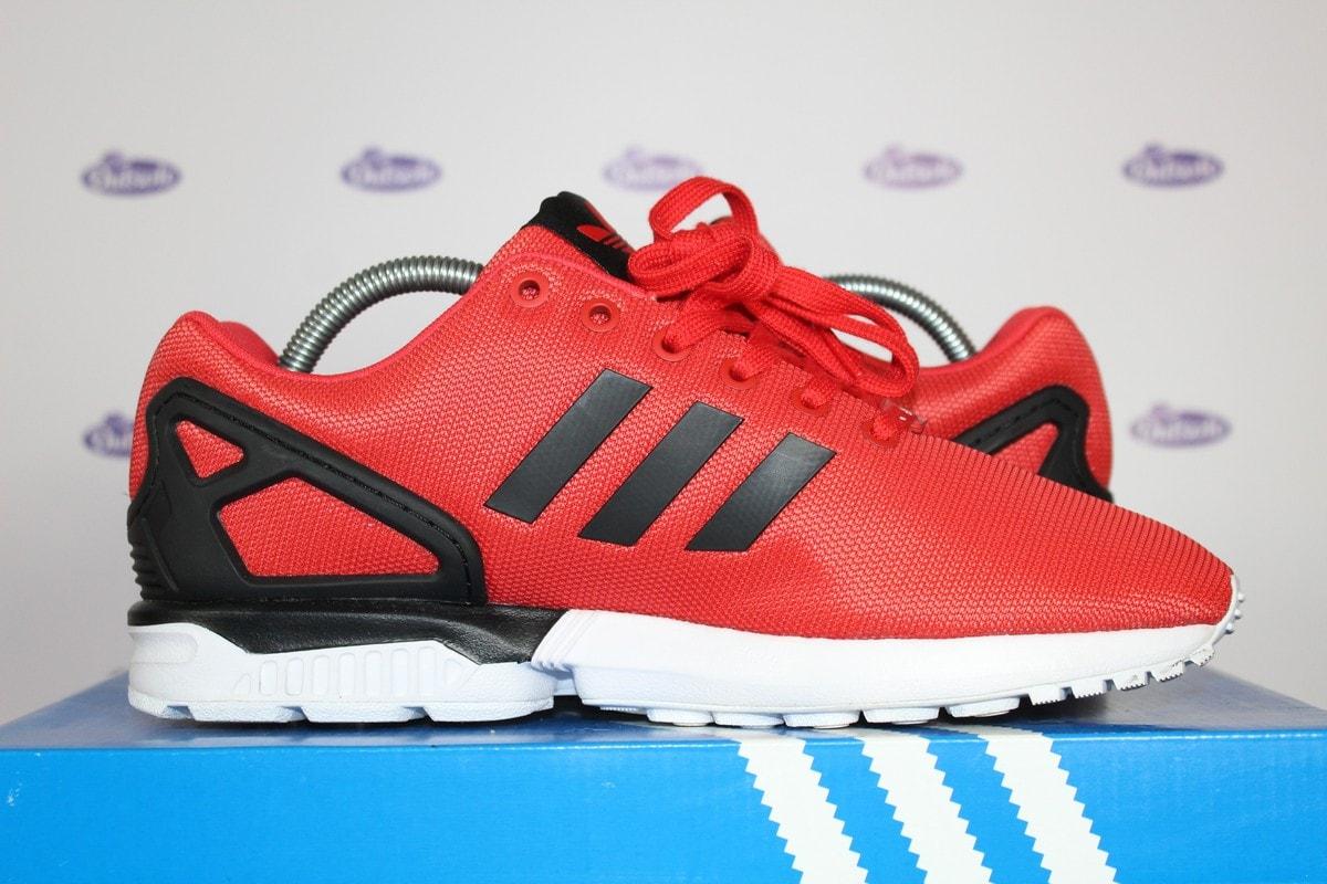 Adidas Torsion ZX Flux Red | ✅ Online