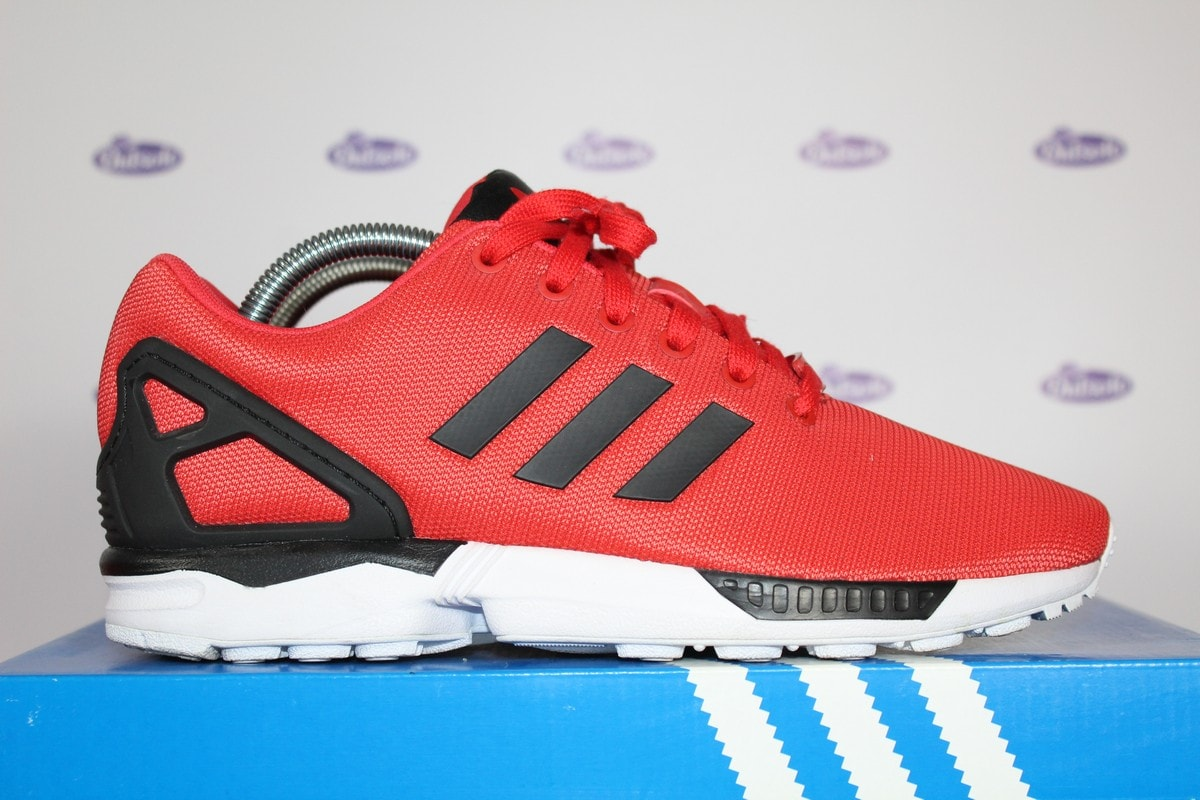 size 40 69207 5cad4 Adidas Torsion ZX Flux Red