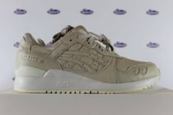 Asics Gel Lyte III Photo Sample All Leather Off White