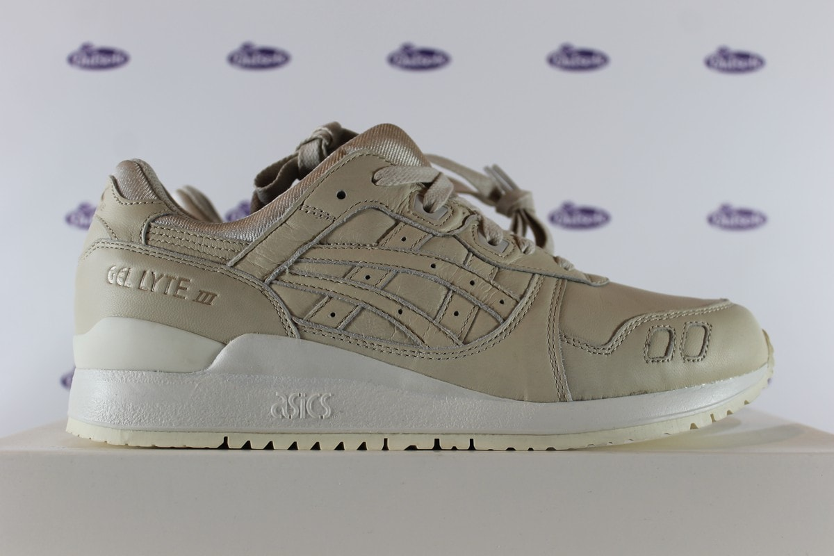 promo code d7cc3 a3615 Asics Gel Lyte III Photo Sample All Leather Off White