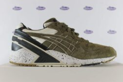 Asics Gel Sight x Monkey Time Olive Crown Sample