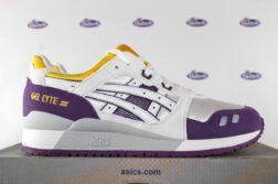 Asics Gel Lyte 3 Purple Yellow