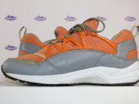 free shipping d6eb0 70aa2 Nike Air Huarache Light Stussy Orange '03