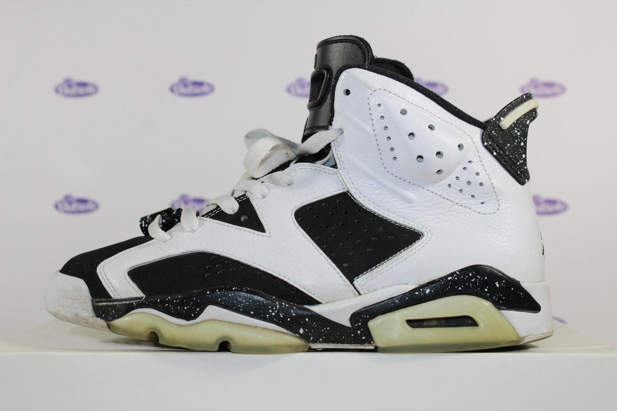 Nike Air Jordan 6 Oreo  09  97053fc2b502