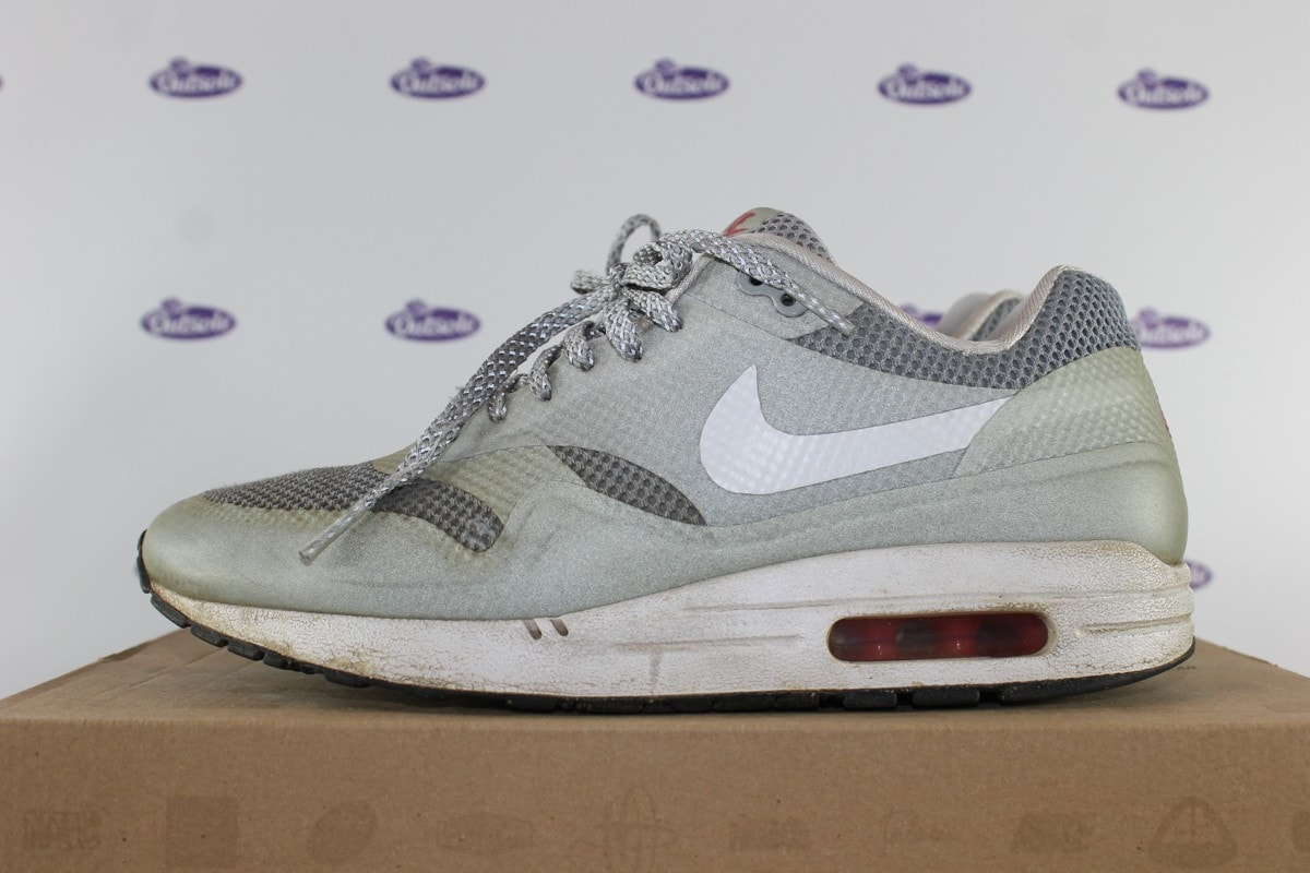 d4198c621a Nike Air Max 1 Fuse Hyperfuse Silver Reflective | Outsole