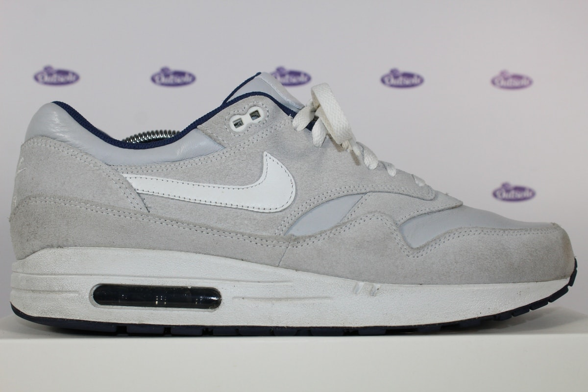 nike air max 1 id grey outsole. Black Bedroom Furniture Sets. Home Design Ideas