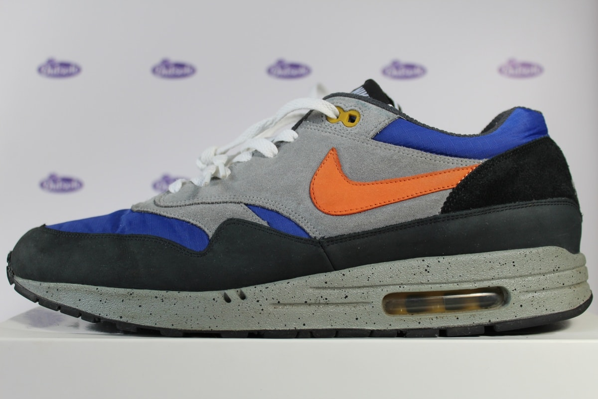 buy popular 90ee7 2a1d6 Nike Air Max 1 Skull Pack Blue