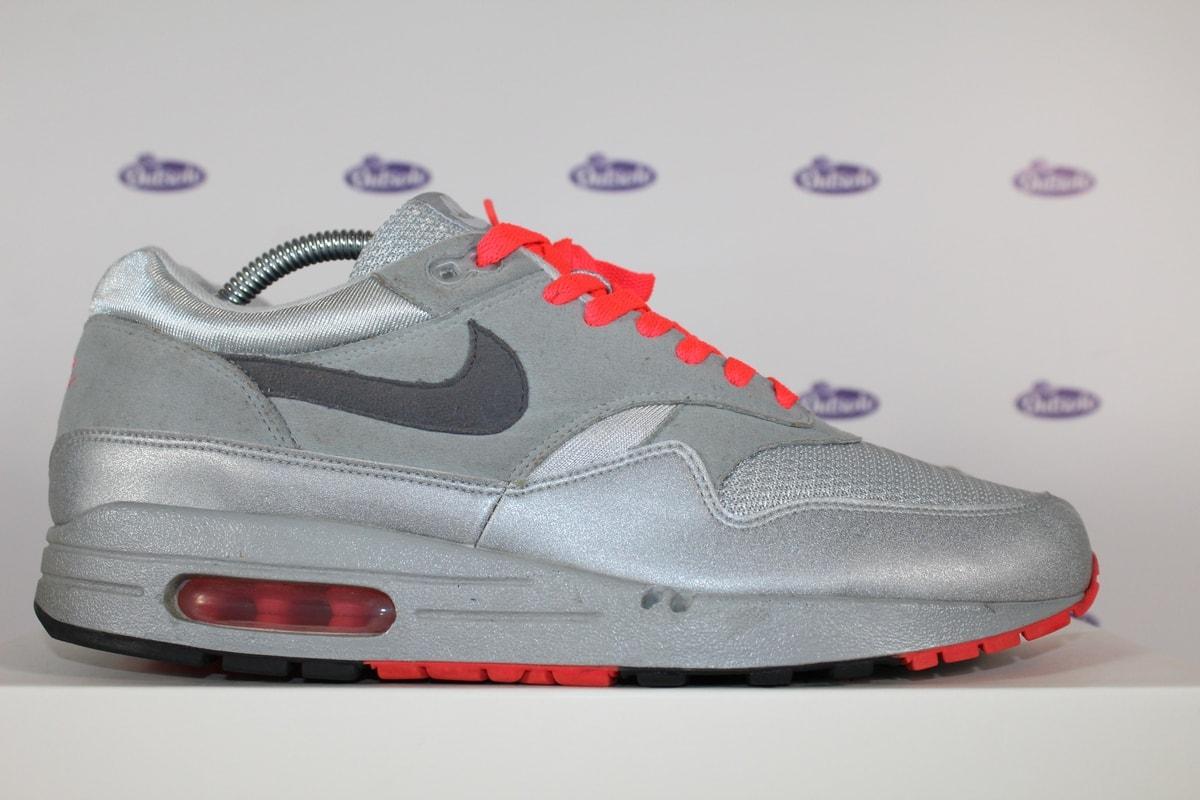 super populaire 7423a 7100a Nike Air Max 1 Studio ID Silver