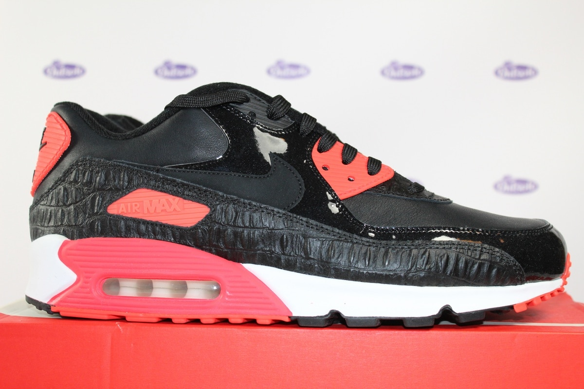free shipping 54a26 413d2 Nike Air Max 90 Anniversary Black Infrared