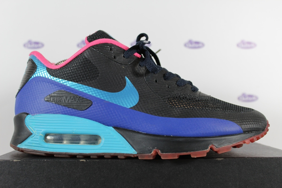 hot sale online b69bd bdbb5 Nike Air Max 90 Hyperfuse ID Multicolor