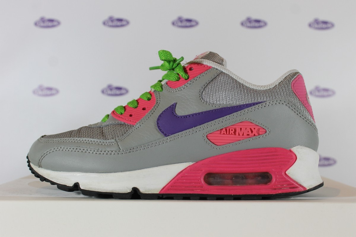 Nike Air Max 90 Medium Grey Cherry