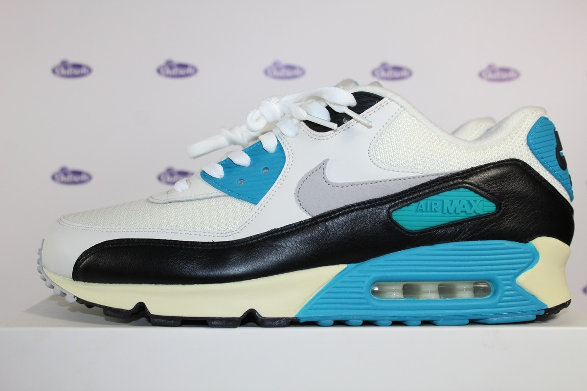 Nike Air Max 90 Laser Blue White Black | Air Max 90 in 2019