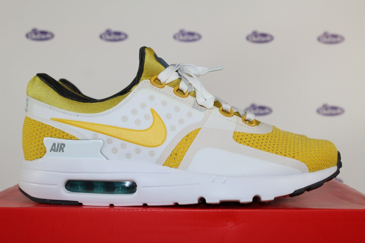 super popular 439a2 4a767 Nike Air Max Zero QS Yellow