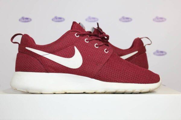 be76dbe0f2a Nike Roshe Run Burgundy | Outsole