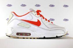 Nike Air Max 90 Studio ID Patent Leather White Orange