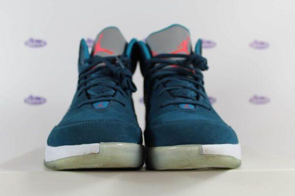 Nike Air Jordan Flight Remix Space Blue 42 5 7 600x400 - Nike Air Jordan Flight Remix Space Blue