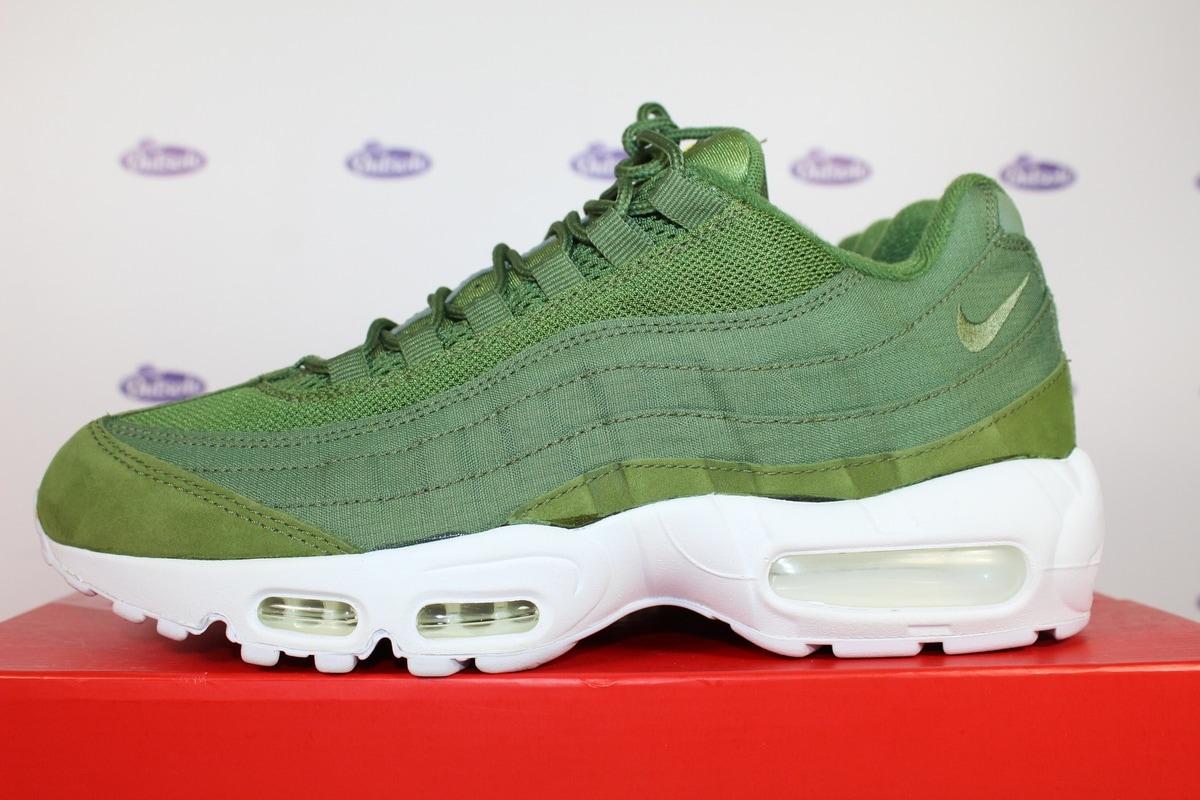 Nike Air Max 95 Stussy Dark Olive Green