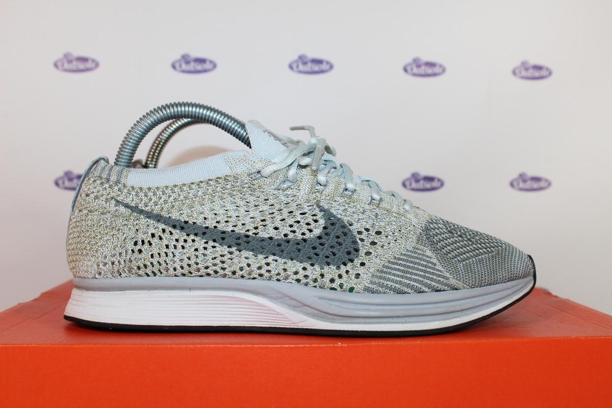 ogromny zapas ceny odprawy zamówienie online Nike Flyknit Racer Pure Platinum