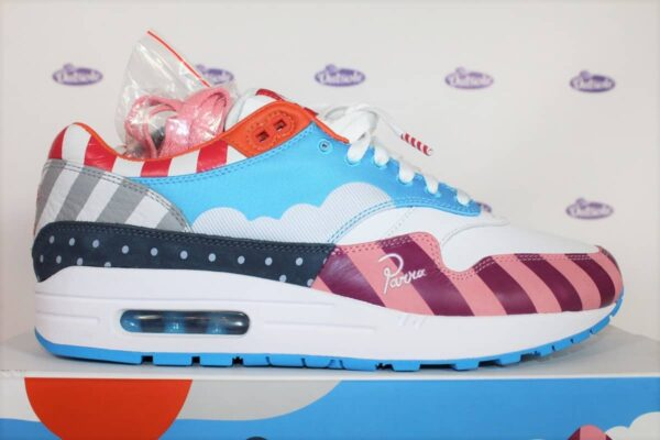 Nike Air Max 1 Friends and family Parra tracksuit pack 43 4 600x400 - Nike Air Max 1 F&F Parra (tracksuit pack)