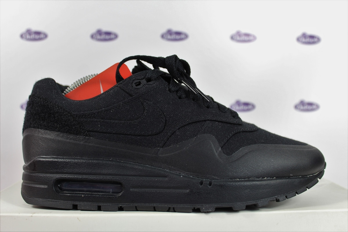 dirt cheap shades of new arrival Nike Air Max 1 VS Patch SP Black