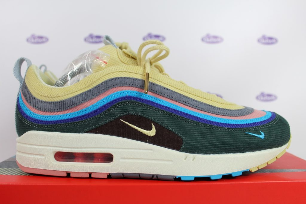 Nike Air Max 197 VF Sean Wotherspoon 4 1024x683 - ✓ Blog: How to spot a fake, counterfeit or replica Nike Air Max 1 sneaker?