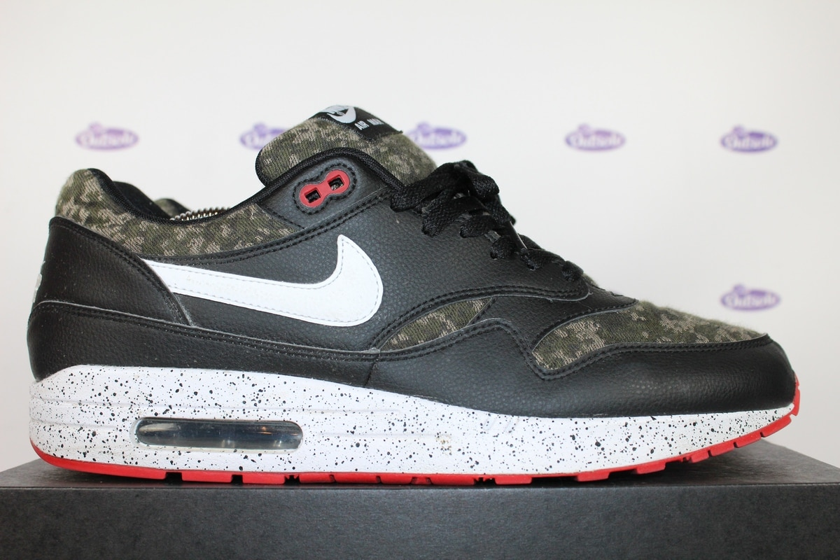 Nike Air Max 1 ID Black Camo