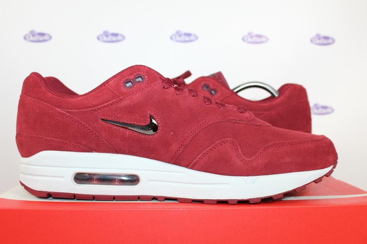 Nike Air Max 1 Premium SC Jewel Bordeaux | Exclusief bij Outsole