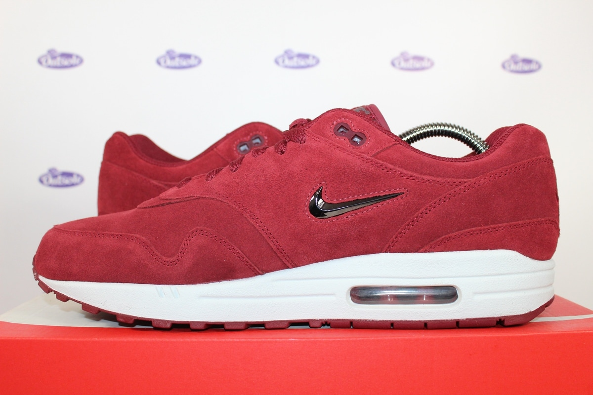 científico acento grua  Nike Air Max 1 Premium SC Team Red Jewel | ✅ Online at Outsole