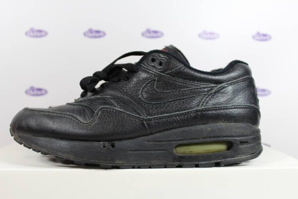 Nike Air Max 1 All Black Leather 00 2 600x400 - Nike Air Max 1 All Black Leather '00