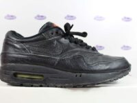 Nike Air Max 1 All Black Leather 00 4 200x150 - Nike Air Max 1 All Black Leather '00