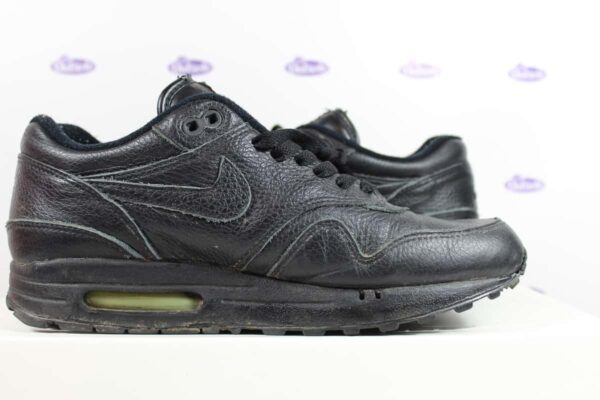 Nike Air Max 1 All Black Leather 00 6 600x400 - Nike Air Max 1 All Black Leather '00