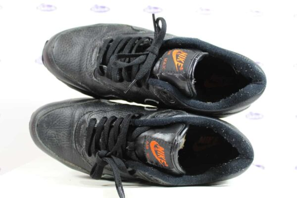 Nike Air Max 1 All Black Leather 00 8 600x400 - Nike Air Max 1 All Black Leather '00