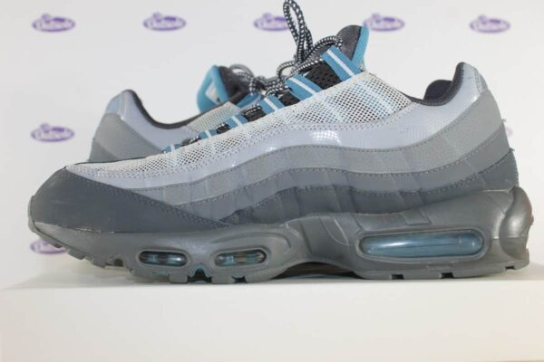 nike air max 95 grey blue