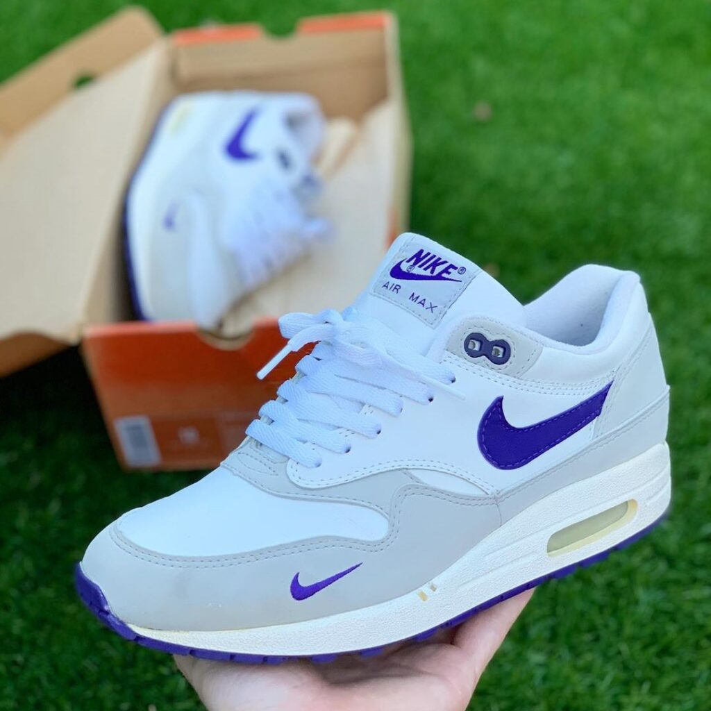 Nike Air Max 1 WMNS Grape 2003 by Outsole.nl  1024x1024 - ✓ Blog: What are the differences between men's and women's sneakers?