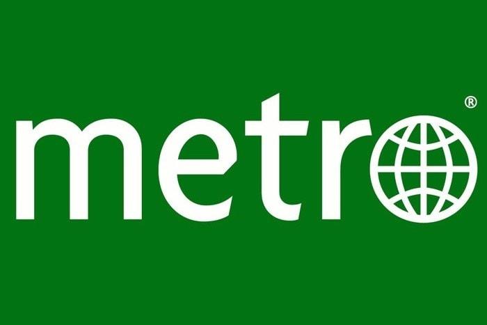 metro logo - Sneakers verkopen om weer nieuwe te kunnen kopen