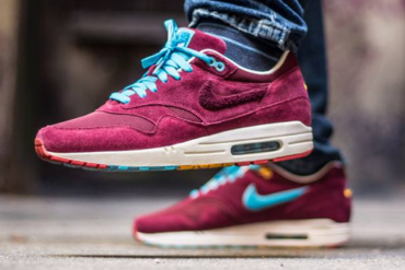 Nike Air Max 1 Patta Parra Cherrywood Burgundy Pre owned value Outsole 370x247 - Why are second hand sneakers that valuable?