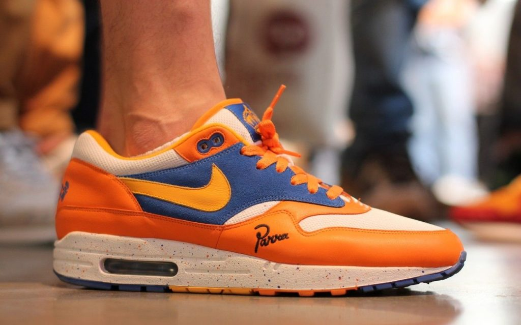 Outsole Nike Air Max 1 Albert Heijn Parra 1024x639 - ✓ Blog: Why are second hand sneakers that valuable?