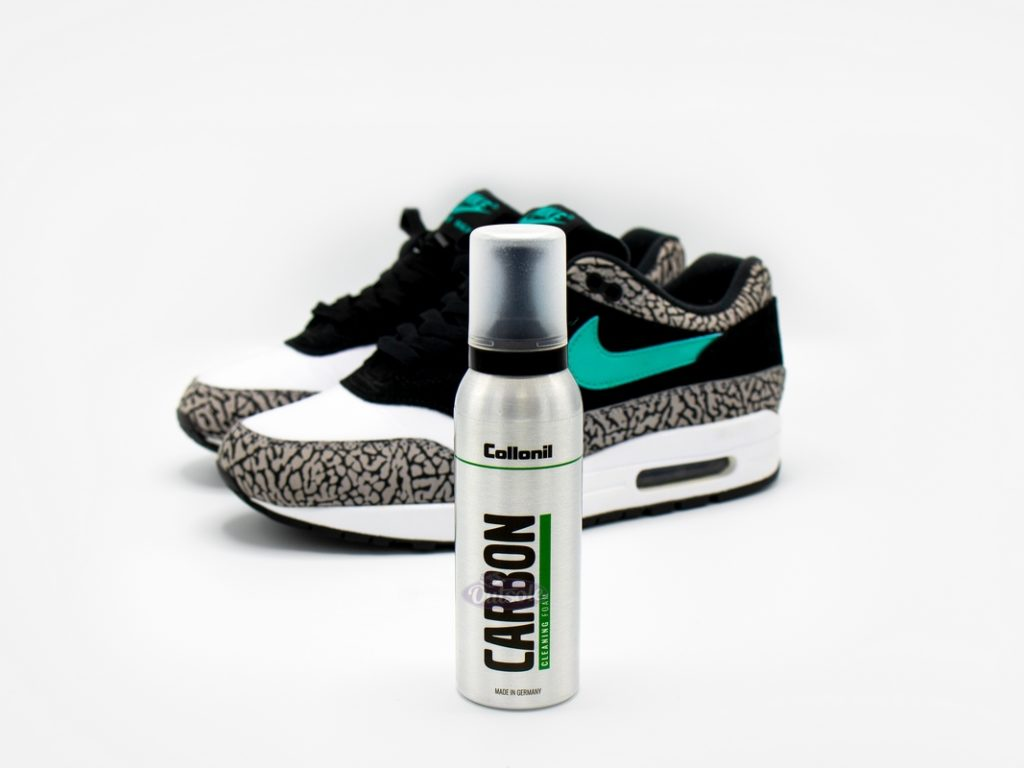 Cleaning Foam Collonil Carbon Lab Sneaker cleaner 1024x768 - How to clean your sneakers and keep them fresh?