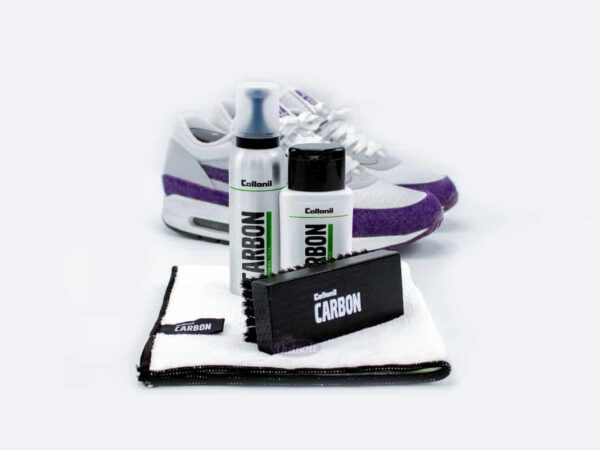 Cleaning Kit Collonil Carbon Lab Sneaker cleaner 600x450 - Cleaning Kit - Collonil Carbon Lab
