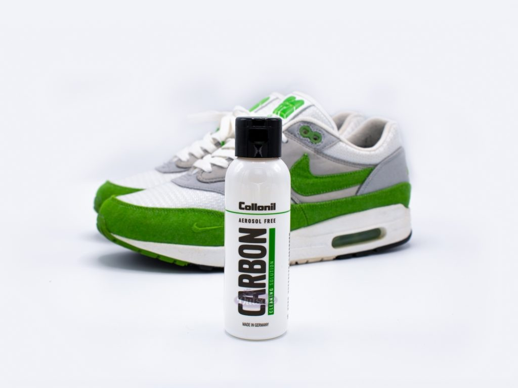 Cleaning Solution Collonil Carbon Lab Sneaker cleaner 1024x768 - How to clean your sneakers and keep them fresh?