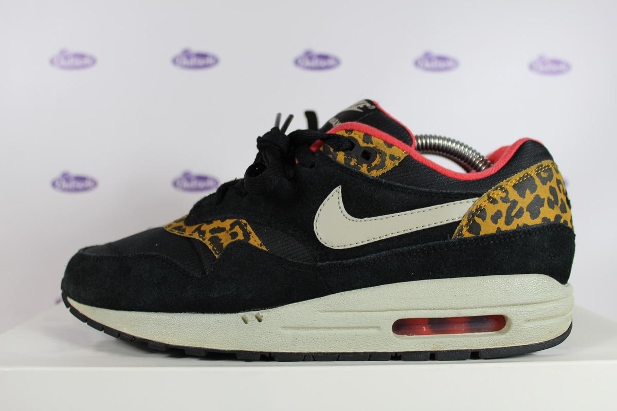 Nike Air Max 1 Black Leopard