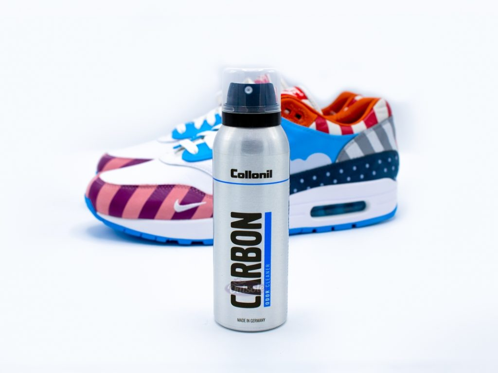 Odor Cleaner Collonil Carbon Lab Sneaker cleaner 1024x768 - How to clean your sneakers and keep them fresh?