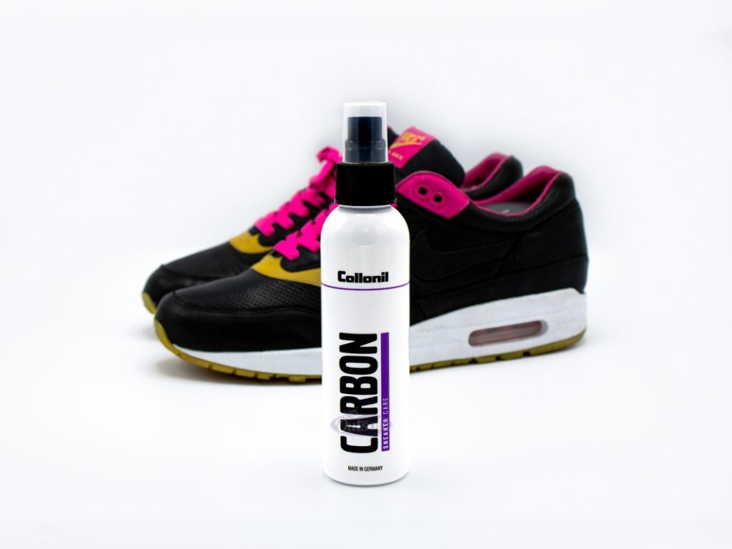 Sneaker Care Collonil Carbon Lab Sneaker cleaner 1024x768 - How to clean your sneakers and keep them fresh?