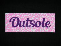 Outsole tote bag Elephant Purple Pink Black 1 200x150 - Outsole tote bag - Black