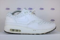 Nike Air Max 1 All White Woven 2007 41 4 252x167 - Nike Air Max 1 Woven White '07