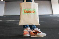 Outsole tote bag Elephant Orange Lime Beige 6 1 252x167 - Outsole
