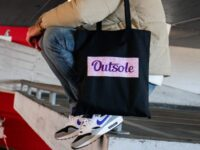 Outsole tote bag Elephant Purple Pink Black 6 4 200x150 - Outsole tote bag - Black