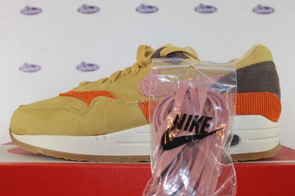nike air max 1 wheat gold crepe 41 2 600x400 - Nike Air Max 1 Crepe Wheat Gold Rust Pink